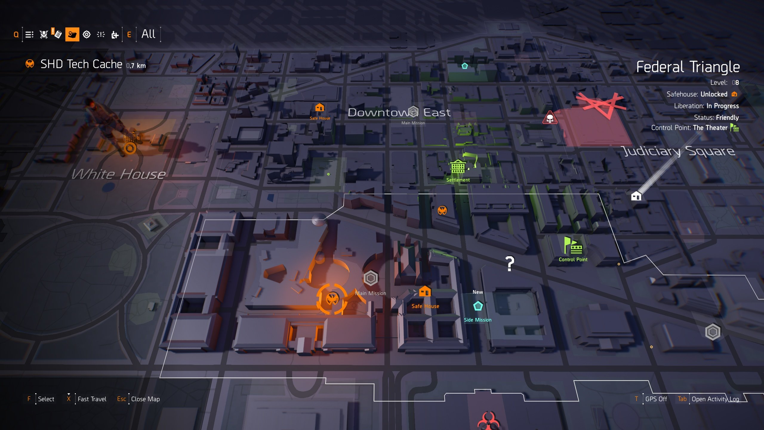 Side missions of The Division 2 - Division 2 tracker | Division 2